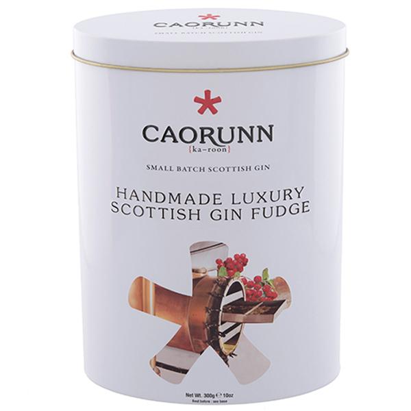 Gardiner's Edradour Highland Whisky Fudge Tin