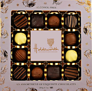 Holdsworth Alcohol Free Chocolate Assortment