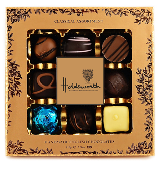 Holdsworth Classic Chocolate Assortment