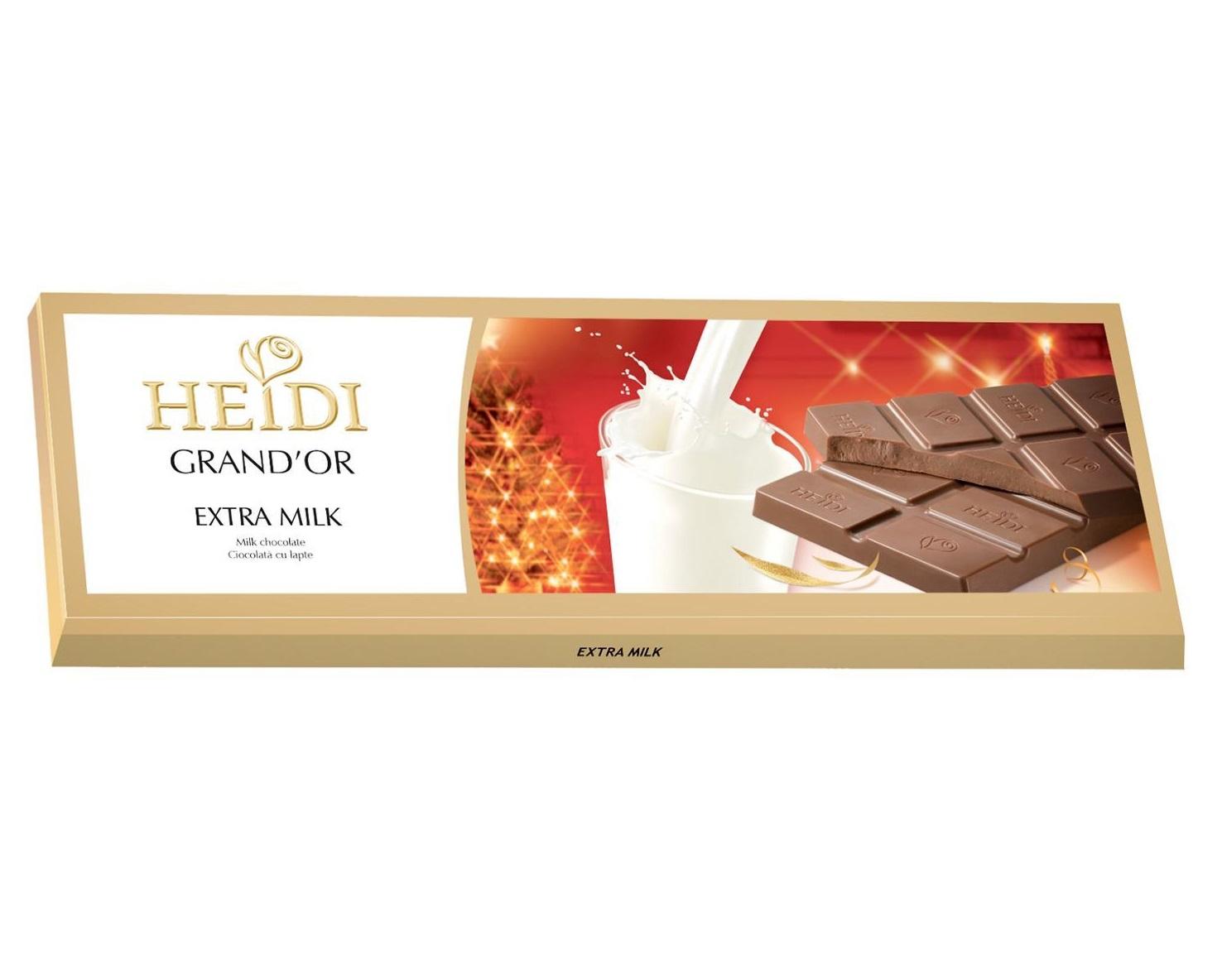 Heidi Grand D'Or Extra Milk Chocolate Bar