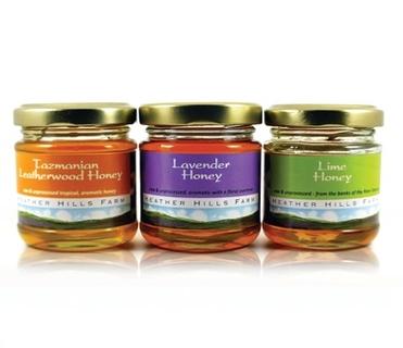 Connoisseur Honey Gift Tube