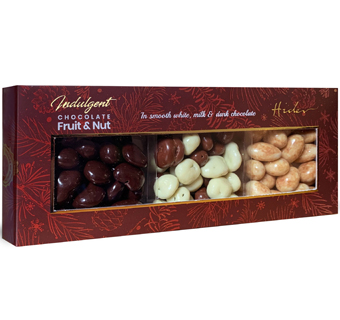 Hider Chocolate Fruit & Nut Luxury Selection