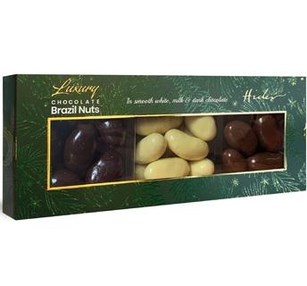 Hider Chocolate Brazils Luxury Assortment
