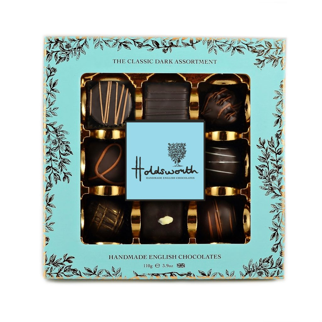Holdsworth Classic Dark Chocolate Assortment