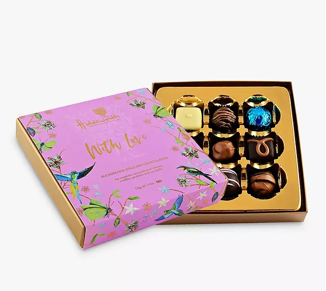 Holdsworth 'Nothing But Milk Chocolates' Collection