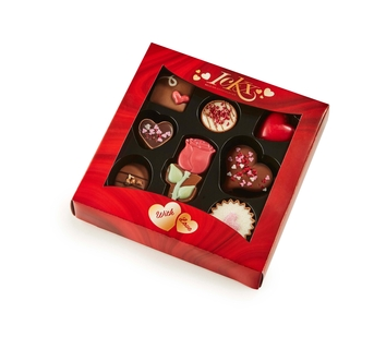 ICKX Valentine's Chocolate Gift Box