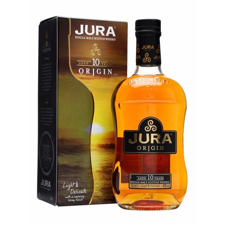 Isle of Jura Origin Whisky 10 Years Old