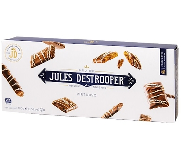 Jules Destrooper Chocolate Virtuoso Biscuit