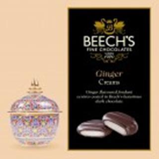 Beech's Dark Chocolate Ginger Creams