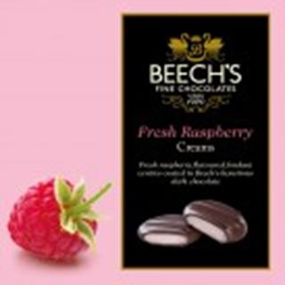 Beech's Dark Chocolate Raspberry Creams