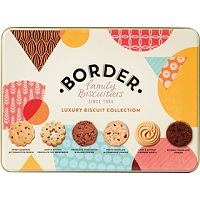 Border Biscuits Classic Recipes Tin