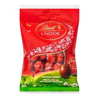 Lindt Lindor Milk Mini Eggs