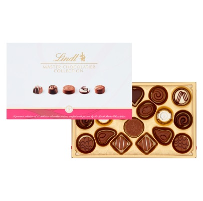 Lindt Master Chocolatier Collection 184g