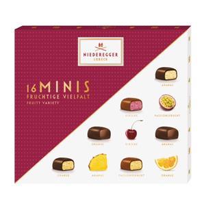 Niederegger 16 Minis Fruity Variety