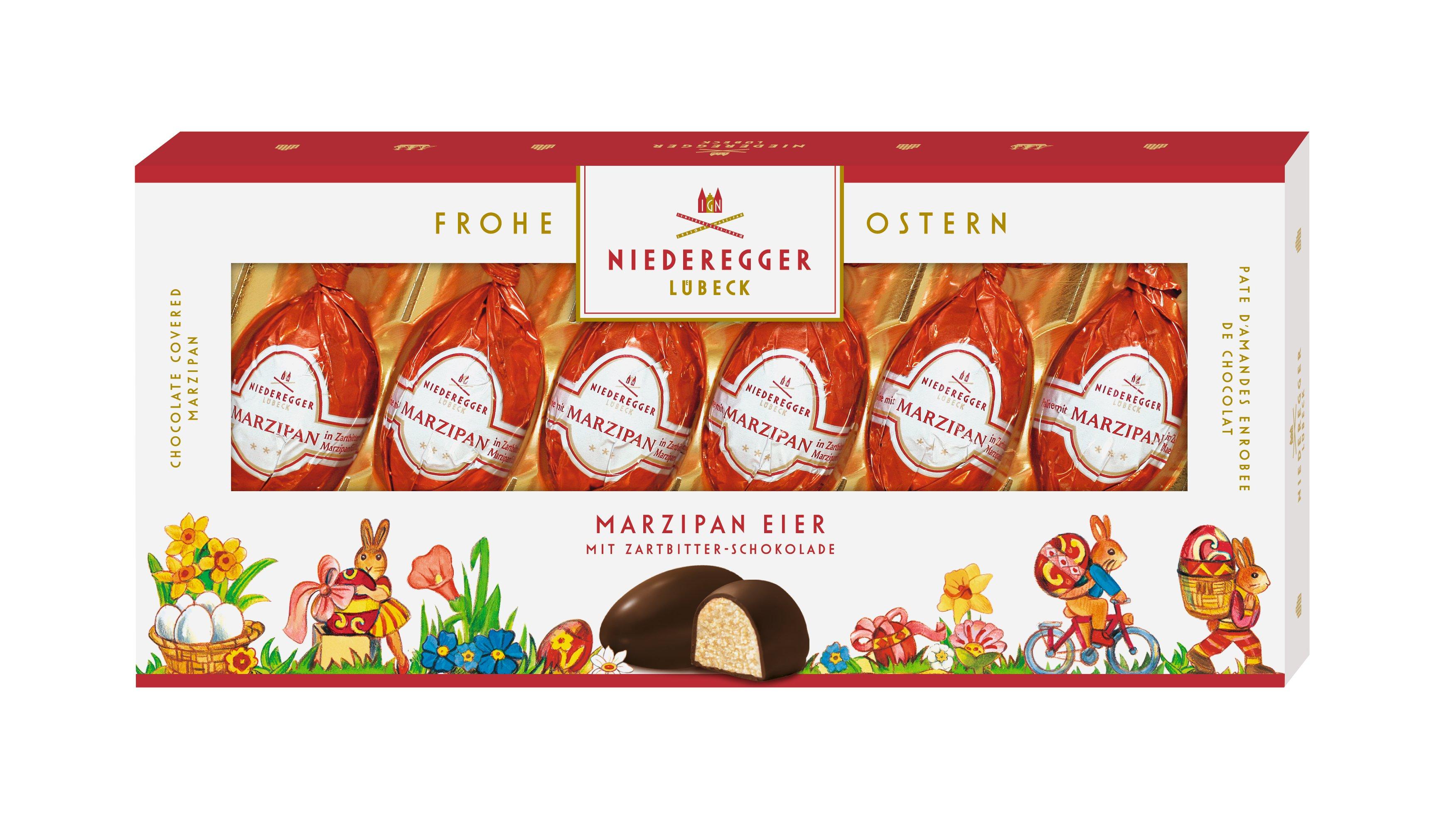 Niederegger 6 Marzipan Eggs