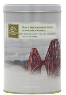 Edinburgh Tea & Coffee Company Edinburgh Blend Tea Caddy