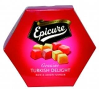 Epicure Rose & Lemon Turkish Delight