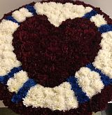 Edinburgh Hearts Funeral Tribute