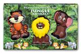 Gwynedd Jungle Animal Trio
