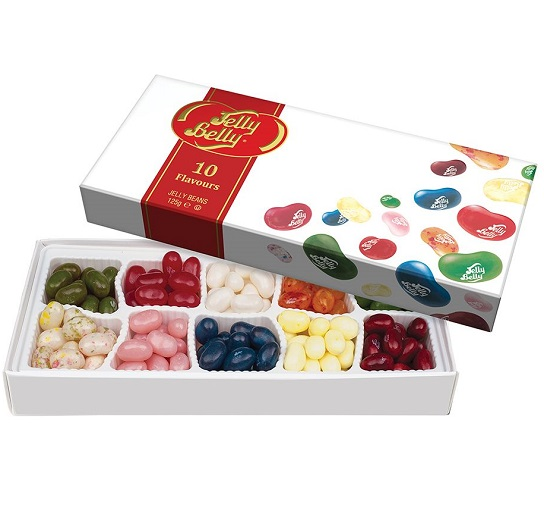 Jelly Belly Large 20 Flavours Box