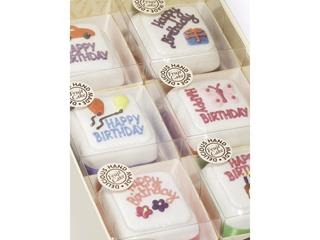 Birthday Mini Cakes