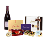 Chocolate and Wine Treat Hamper