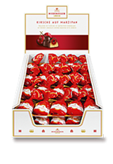 Niederegger Cherry with Marzipan