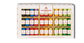Niederegger Variation of Six Flavours Marzipan  Bites