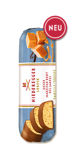 Niederegger Vanille Toffee Marzipan Loaf