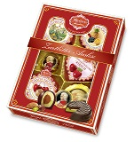Reber Dark Chocolate Assortment