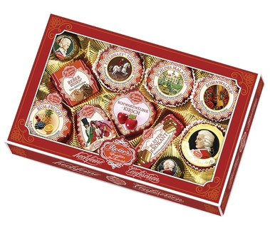 Reber Specialty Chocolate Assortment 380g