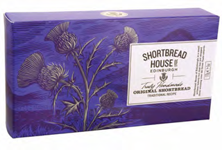 Shortbread House Original Finger Box