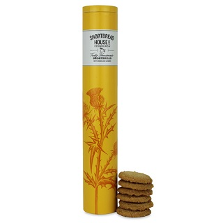Shortbread House of Edinburgh Shortbread Tin Sicilian Lemon