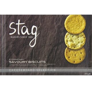 Stag Bakeries Stornoway Savoury Cheeseboard Selection