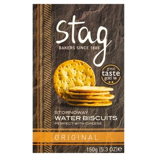 Stag Bakeries Stornoway Original Water Biscuits