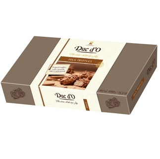 Duc d'O Flaked Milk Chocolate Truffles 1000g