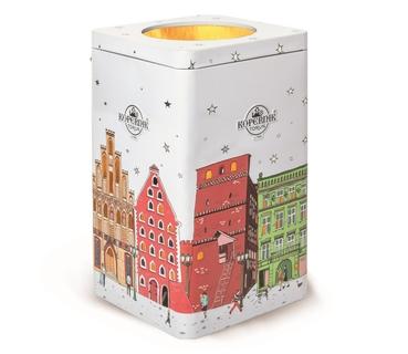 Kopernik Iced Gingerbread Lantern Tin