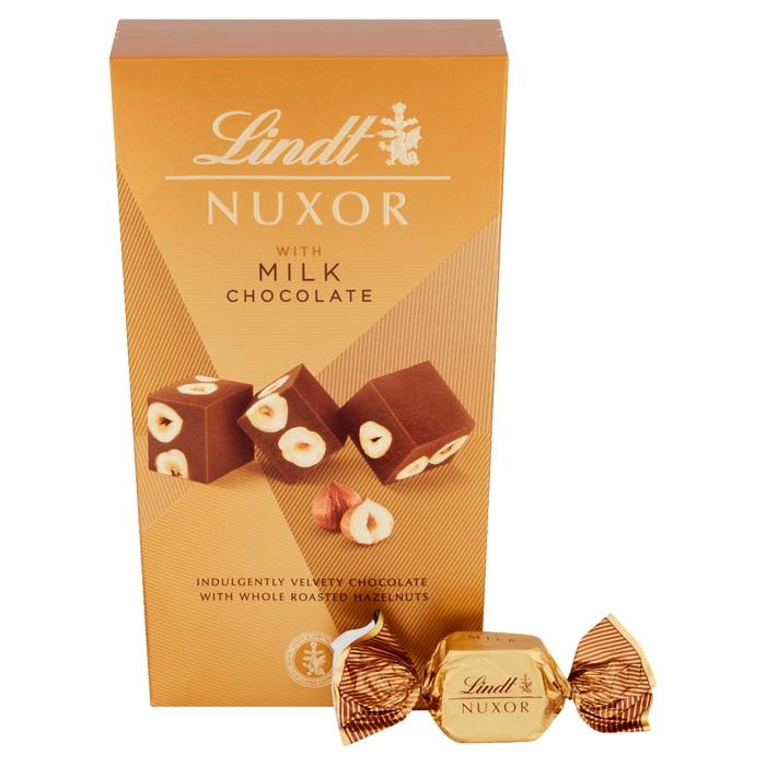 Lindt Nuxor Milk Chocolate