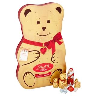 Lindt 3D Teddy bear Advent Calendar