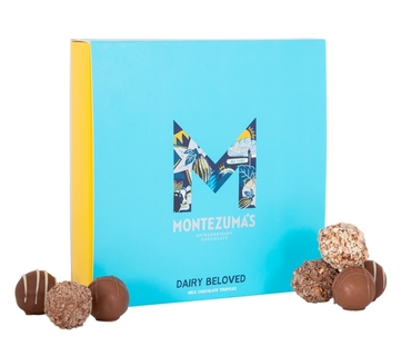 Montezuma's Dairy Beloved Milk Truffle Collection