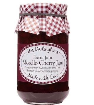 Mrs Darlington's Morello Cherry Extra Jam