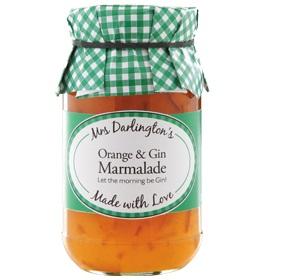 Mrs Darlington's Orange & Gin Marmalade