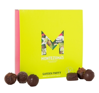 Montezuma Garden Party Truffle Collection