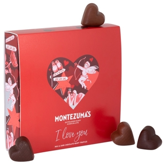Montezuma's Valentine's Day Chocolate Truffle Collection
