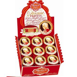 Reber Marzipan Mozart Pastete