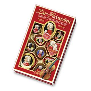 Reber Chocolate Mozart Assortment 218g