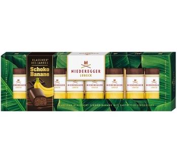 Niederegger Dark Chocolate & Banana Marzipan Mini Loaves