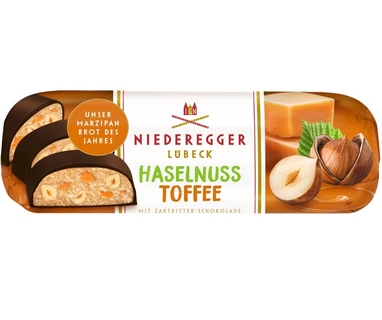 Niederegger Hazelnut & Toffee Marzipan Loaf