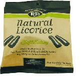 RJ's Natural Soft Original Licorice Bag