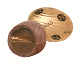 "Neuhaus Caramel ""Fleur de Sel"" Milk Chocolate Easter Eggs"